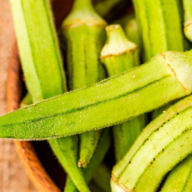 Okra Nutrition: Improve Heart Health, Eyesight