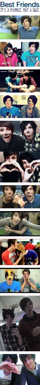 i'm jealous of their friendship.