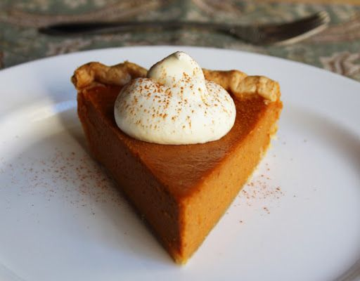 Best Pumpkin Pie Ever  Come for the Pie, Stay for the Dollop