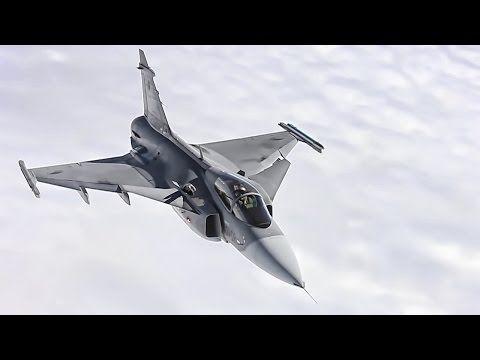 Saab JAS-39 Gripen • A Pretty Cool Plane - YouTube