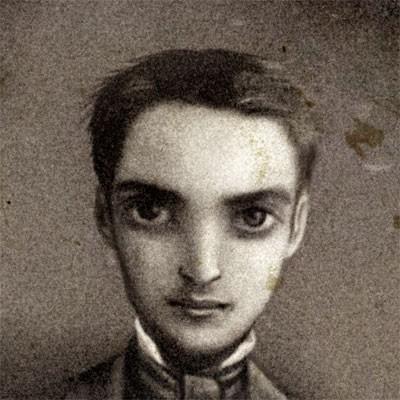 """""""Self Portrait"""" by Benjamín Lacombe"""