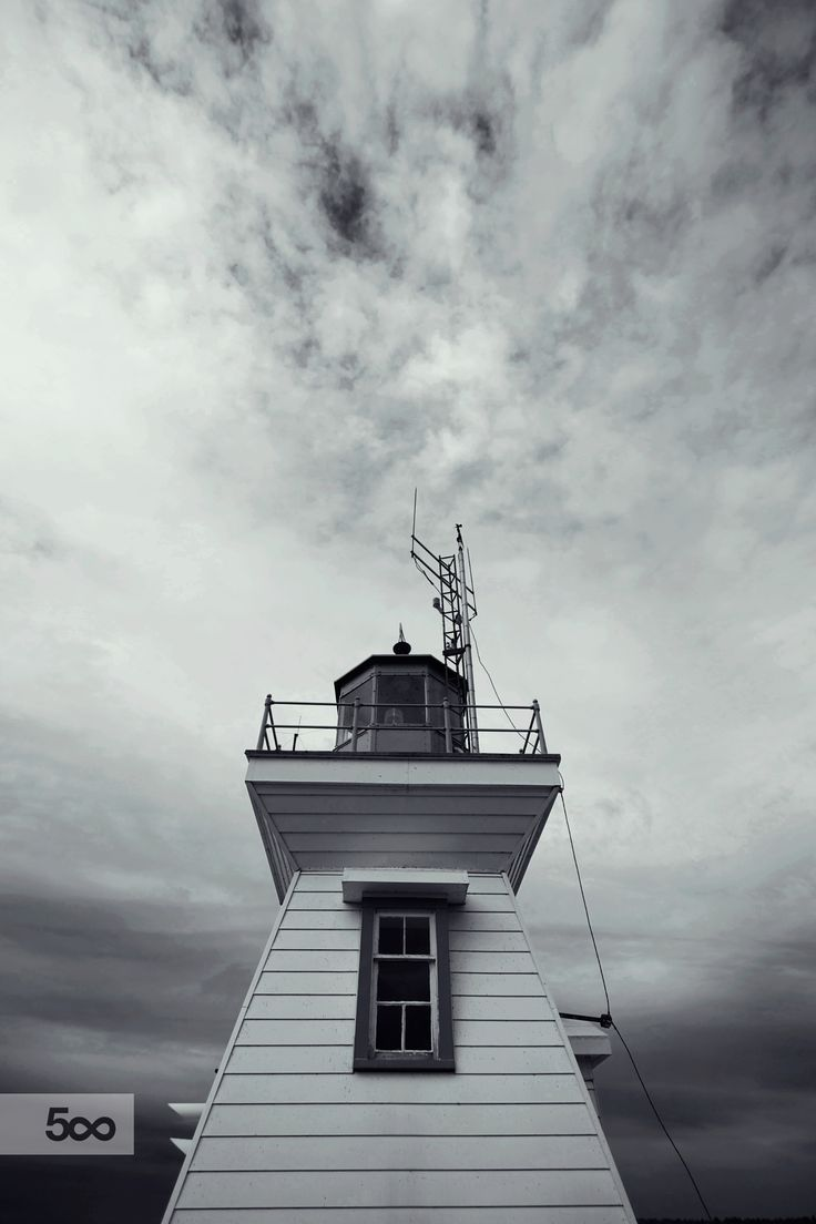 The Lighthouse located in Killarney at the tip of Georgian Bay