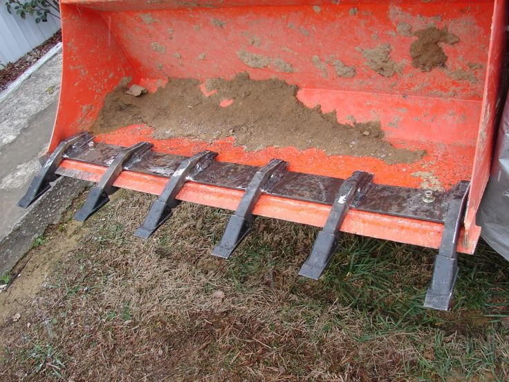 homemade hay rake for tractor - Google Search