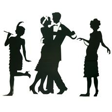 Guys and Dolls Silhouettes Kit (set of 3) - these are cheap and could be a good addition.