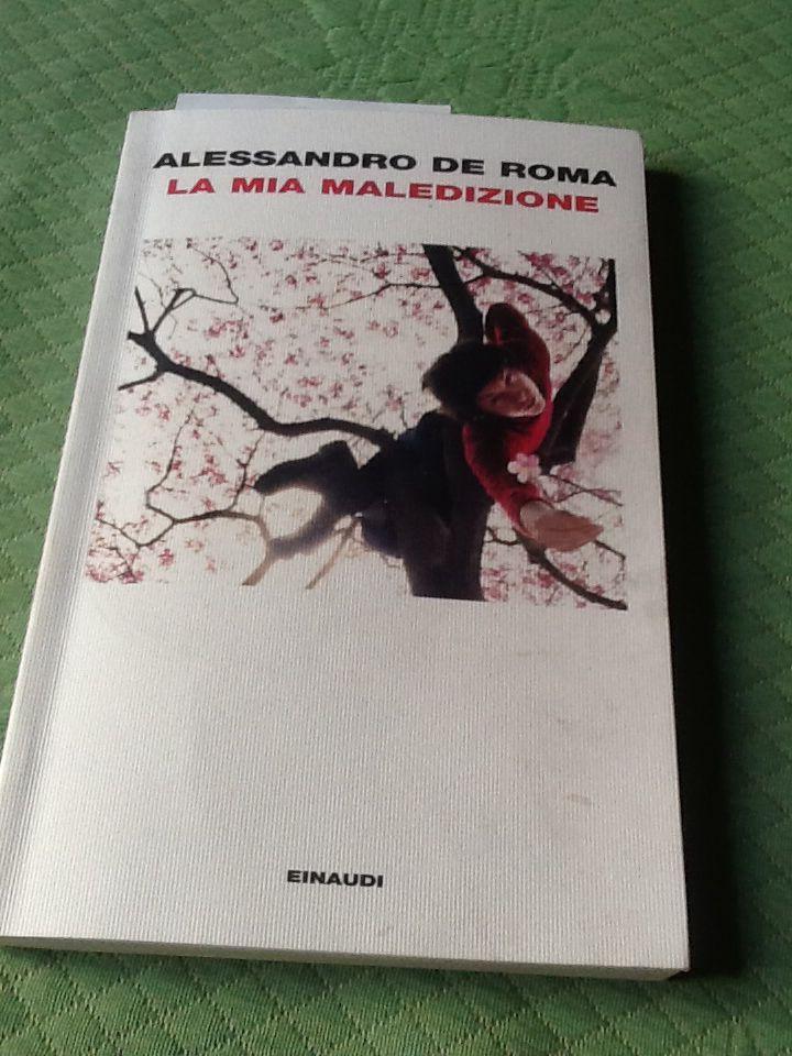 La mia maledizione di Alessandro De Rosa - storia di un'amicizia impossibile tra due ragazzi nella Sardegna di oggi. Bello e forte, come un cazzotto.