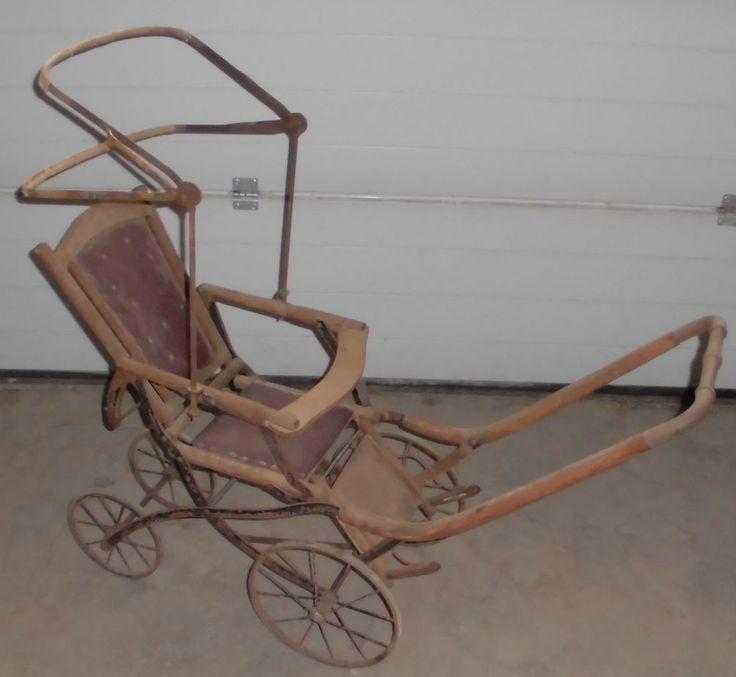 kinderwagen antik um 1900 jugendstil kinder wagen sitz wagen unrest.top deko rar