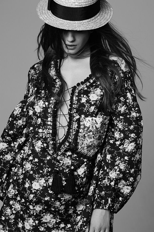 Коллекция Maison Bohemique Demi Couture, весна 2015, Buro 24/7
