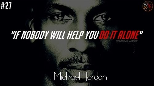 Michael Jordan's best quotes by Joi Pearson for Rolling Out