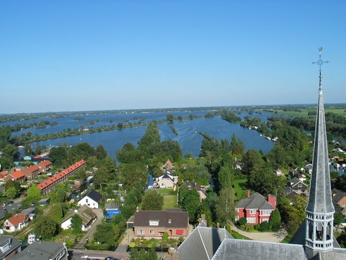 Vinkeveen, in the Municipality of De Ronde Venen, Holland, Where my Pop was Born