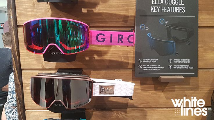Giro Goggles 2017-2018 Preview - ISPO 2017 - Whiteli...