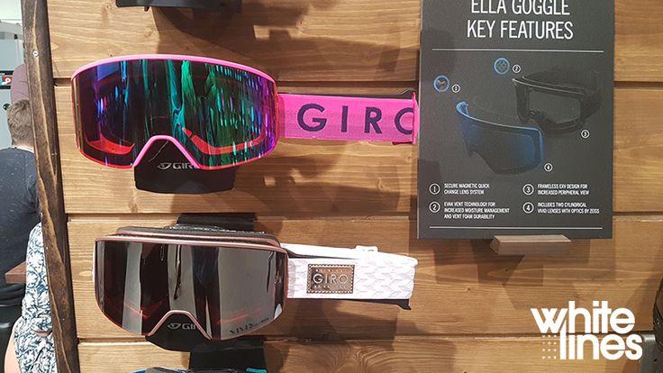 Giro Goggles 2017-2018 Preview - ISPO 2017 - Whiteli...