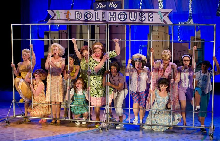 hairspray broadway amber - Google Search
