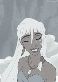 Kida is one of Disneys coolest princesses, and Atlantis was an awesome movie.  Im still bitter that it tanked, even after all this time ;___;
