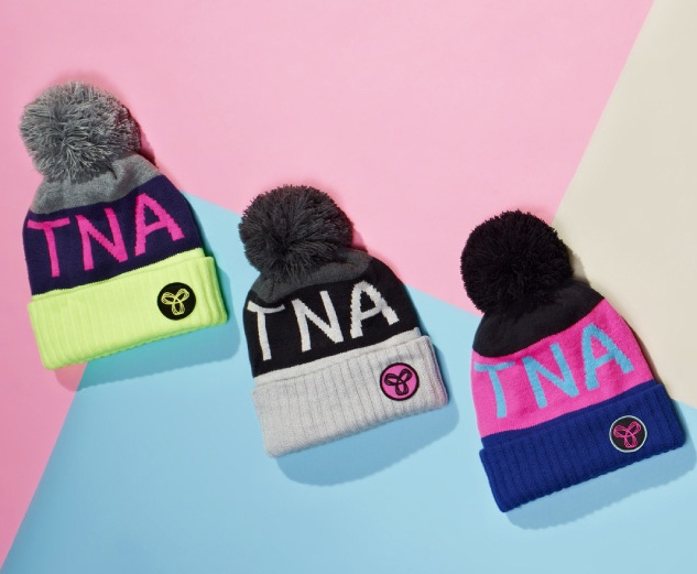 """NOW TRENDING: Be """"toque cute"""" in these soft ski hats."""