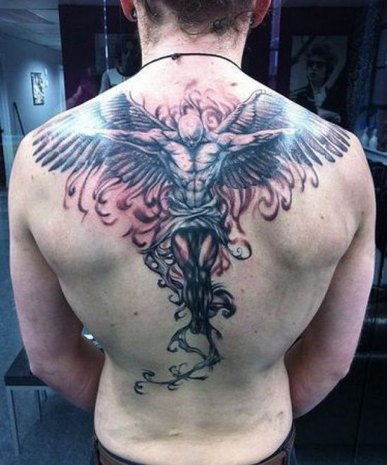 death tattoo designs for men - photo #34