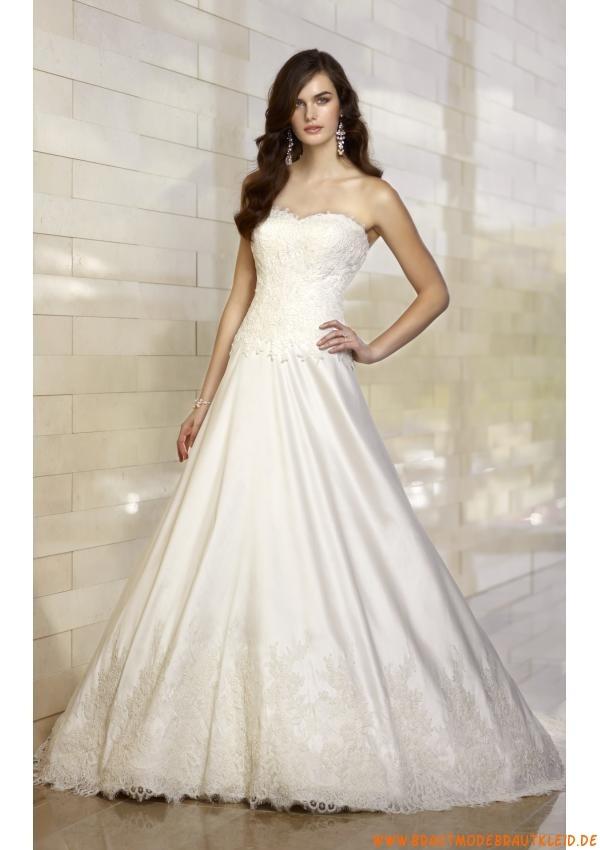 74 best Schönste Brautkleider images on Pinterest | Hochzeitskleider ...