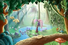The Dream Forest - RayWiki, the Rayman wiki