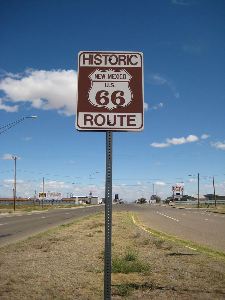New Mexico Route 66 295 best Route