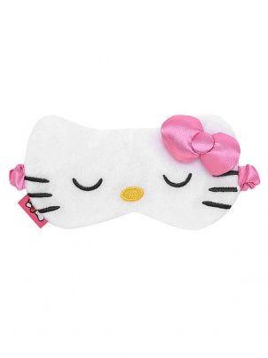 hello kitty sleep mask