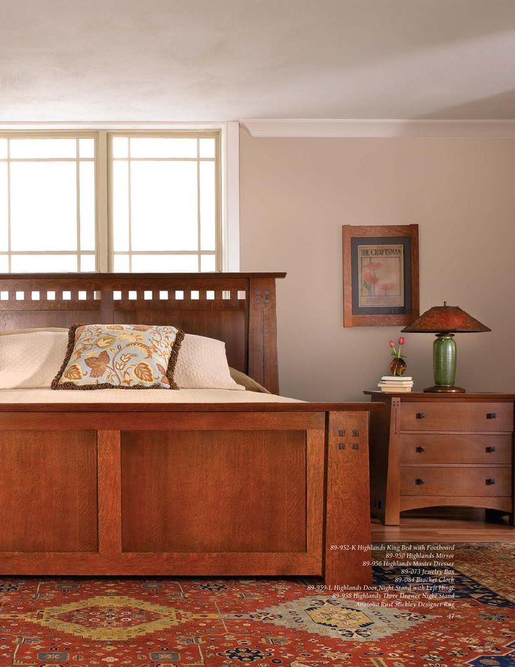 stickley bedroom furniture. Stickley Mission Oak  Cherry Collection Bungalow Cherries and Catalog