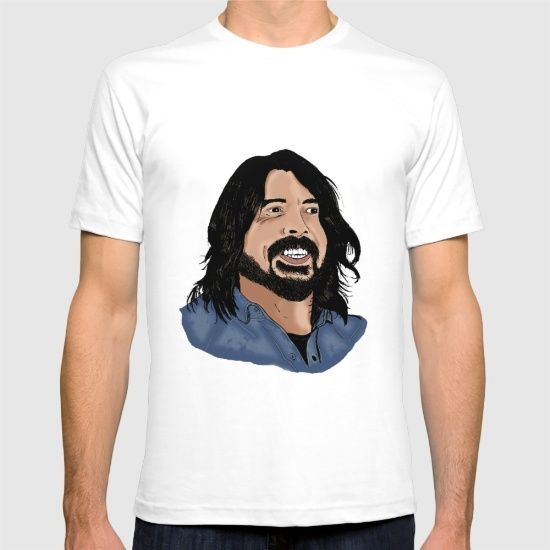 Dave Grohl - Fan Art - $24
