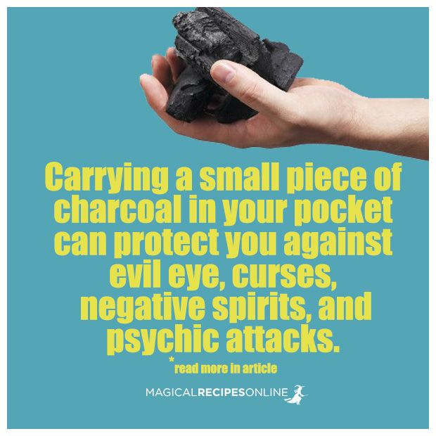 Find ways to protect yourself from Evil Influences here http://www.magicalrecipesonline.com/2016/05/seven-simple-ways-to-protect-yourself.html <3 Magical Recipes Online ps. dont forget to wrap it in cotton or paper towel