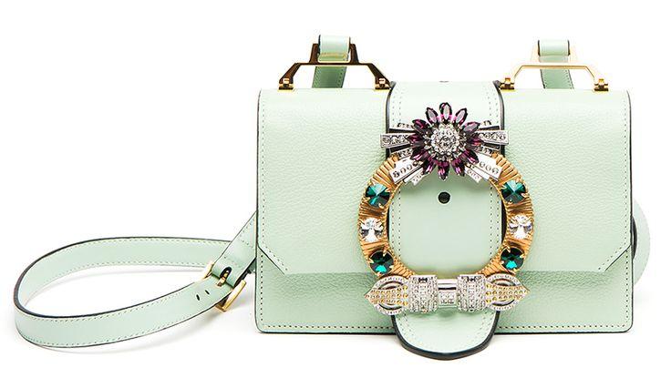 Shoes & Bags Blog: наш осенний must-have — сумка MIUlady / Post@-Magazine —…