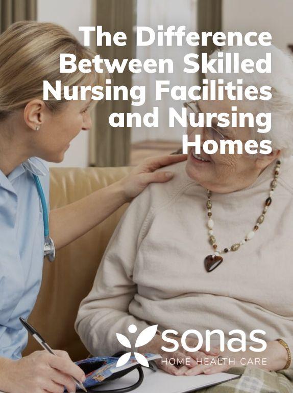 The Difference Between Skilled Nursing Facilities And Nursing Homes School Nurse Jobs Online Nursing Schools Nursing Care