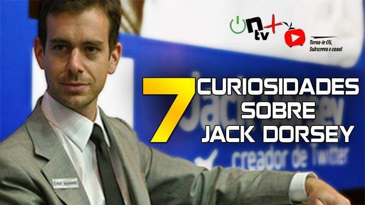 7 CURIOSIDADES SOBRE JACK DORSEY|Observando as lendas|ON tv Mais