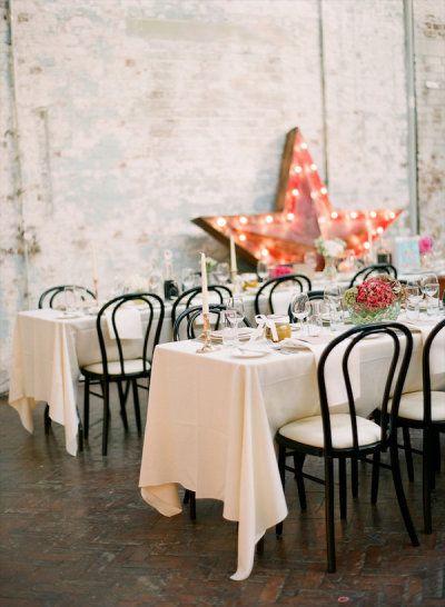 Warehouse Wedding London | Photography: anetamak.com, Planning Design london-bride.com