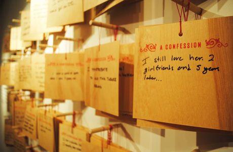 Anonymous Confessions | iGNANT.de