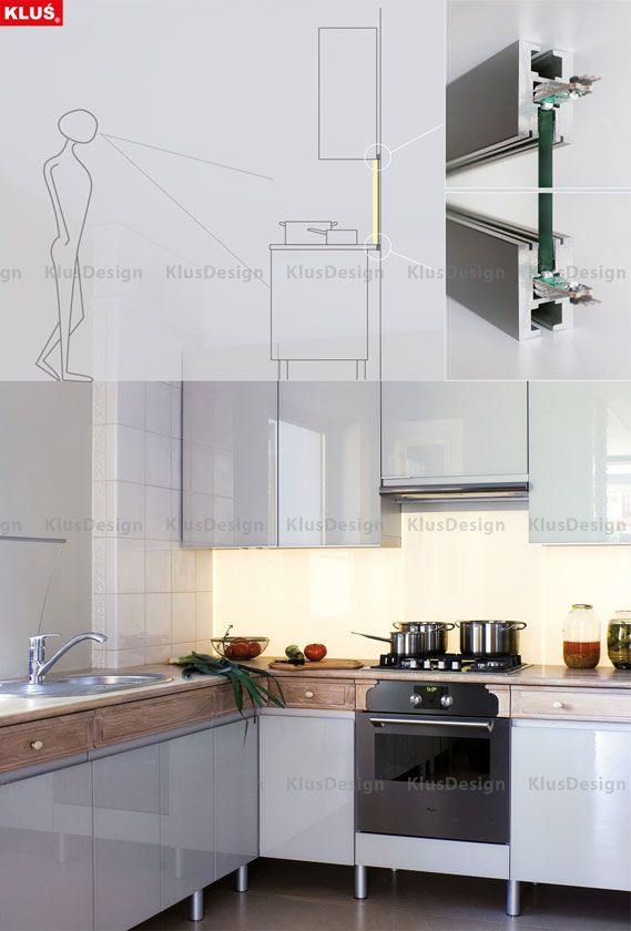 LED Kitchen Lighting, LED Kitchen Lighting Images