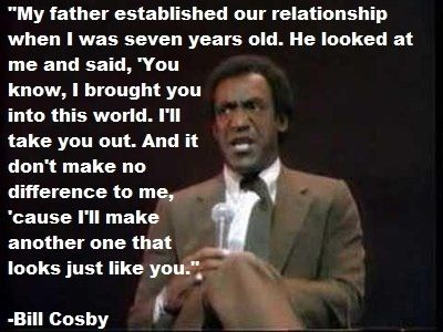 bill cosby quotes funny