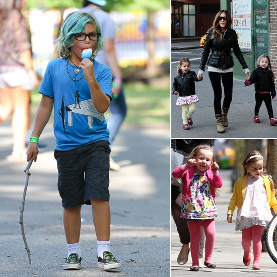 Celebrity Kids Clothes featuring @Appaman