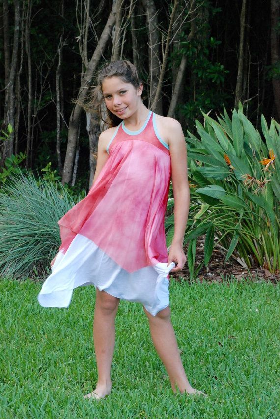 Miami Beach Dress/Tween Girl Dress/Girls By