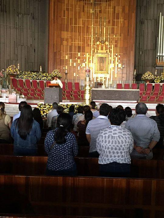 Nuestros peregrinos en #México viven la maravillosa experiencia de la #Eucaristía en la #BasílicaDeGuadalupe con el sacerdote acompañante desde #Ecuador. Nuestra próxima peregrinación es en agosto del 21 al 29. Contamos contigo. Inscríbete al 0990073222   #angelus #virgenmaria #madre #virgendefatima #espiritusanto #oración #life #madrededios #madrequerida #madredelredentor #madredelaiglesia #reinadelapaz #virgendemedjugorje #diosteama #santorosario #rezaelrosario #consagración…