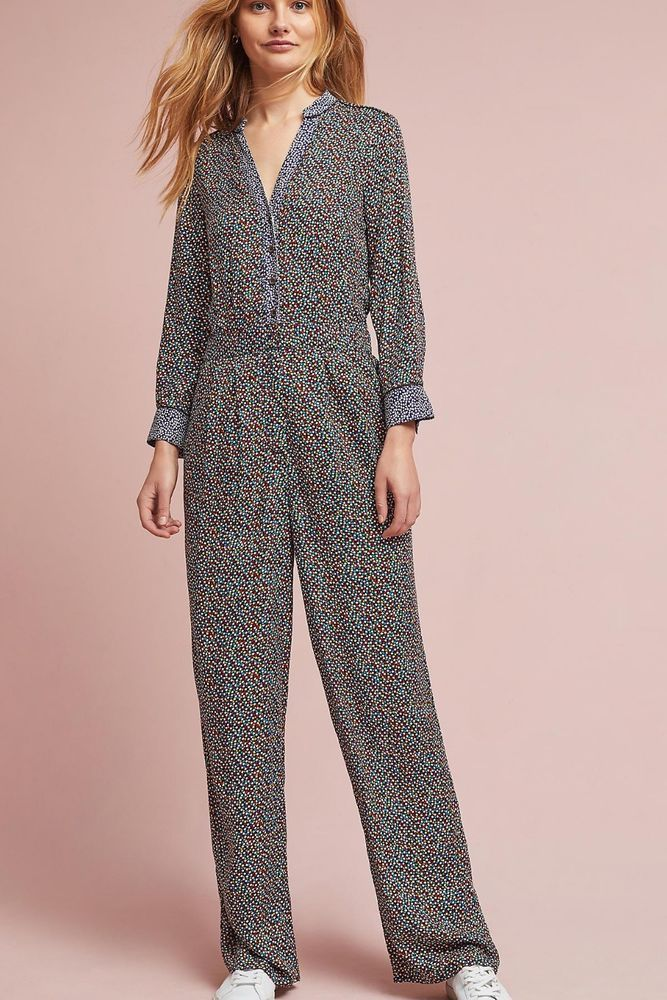 2d885744d42 anthropologie christine jumpsuit by ett twa size 10 nwt  fashion  clothing   shoes