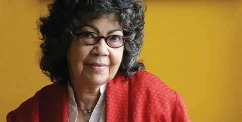Jamaican author Olive  Senior was 44 when she first published poems:Talking of Trees(1985), and 45 When she recieve the Commonwealth prize for literature.