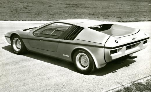 BMW M1 original concept (1975) Maintenance/restoration of old/vintage vehicles: the material for new cogs/casters/gears/pads could be cast polyamide which I (Cast polyamide) can produce. My contact: tatjana.alic@windowslive.com