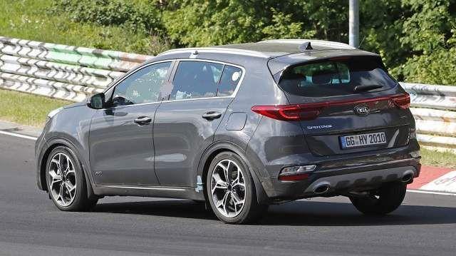 2020 Kia Sportage Release Date Kia Sportage Sportage Kia