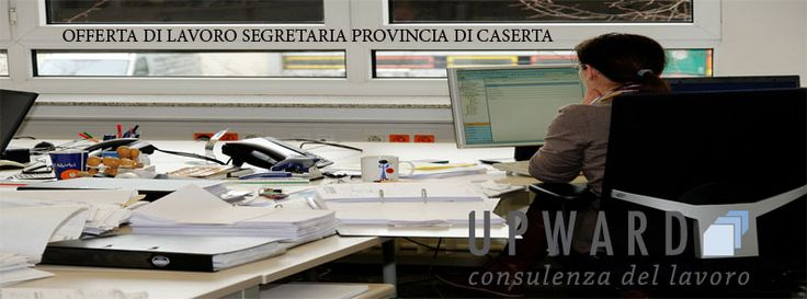 Addetta customer care Segretaria provincia Caserta