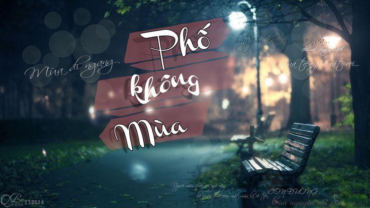 Download nhac chuong bài hát Phố không mùa - Tainhacchuong.net được thể hiện bởi hai giọng ca của V-Pop là Bùi Anh Tuấn và Dương Trường Giang