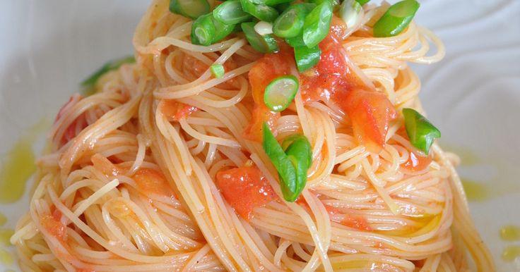 ★つくれぽ100件★感謝‼︎  トマトがあったら作ってみて☆プロの味で家族を驚かせよう♪