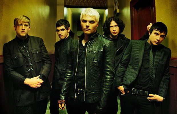 """My Chemical Romance break silence: """"There is no reunion planned"""" - News - Alternative Press"""