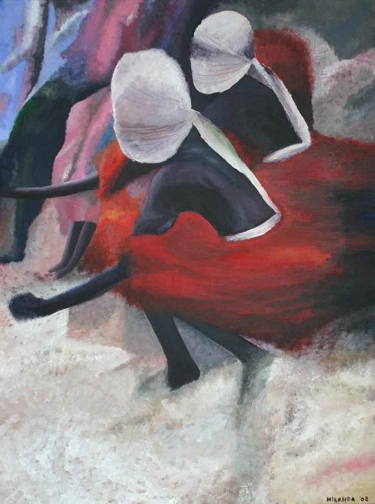 Dansende negers (2008)