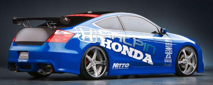 101 Modified Cars - Modified-Honda-Accord-Coupe