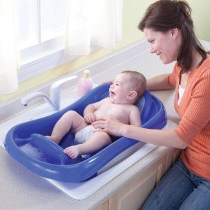 Kitchen Sink Baby Bath Tub Stainless Steel Faucets Infant For Http Extrawheelusa Com Pinterest Tubs Fitted Kitchens And