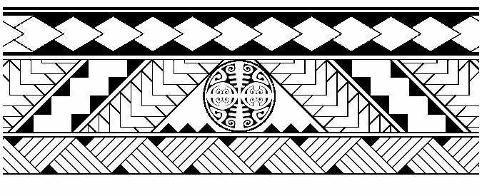 Imagem De Tatoo Por Nestor Carcaman Tatuagem Maori Maori