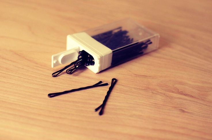 Lose Bobby Pins? Put Them In Tic Tac Container #Beauty #Trusper #Tip