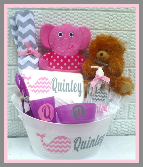 45 best personalized baby baskets images on pinterest baby baskets personalized baby basket baby boy gift baby girl gift airplane baby shower negle Gallery